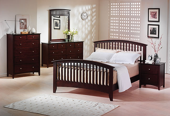 Bedroom Furniture Espresso bedroom furniture | the fashion shop