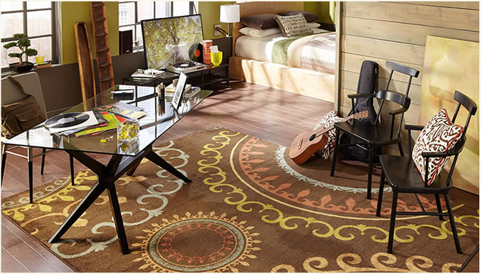 Area Rugs by Mohawk and Shaw